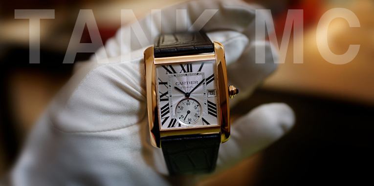 Cartier: First Encounter With The Tank MC