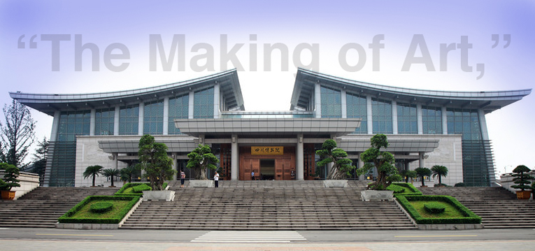 """Cartier's New Exhibition  """"The Making of Art,"""" –  Will open In Chengdu, China, this month!"""