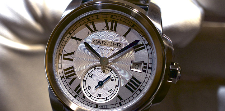 Cartier Reduced The Dimensions of its 'Calibre de Cartier' watch!