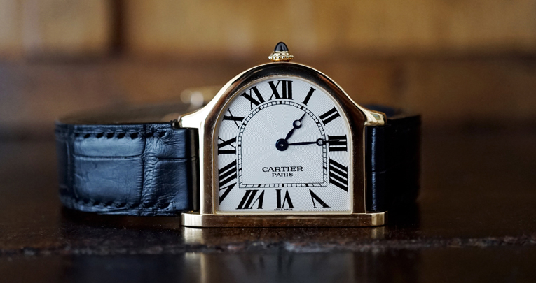 The past, present and future of the design of Cartier's watch cases.