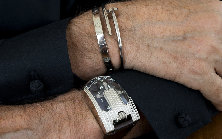 Urwerk vs. Cartier or Cramer vs. Cramer