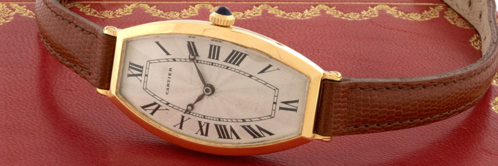 Cartier Candy And Other Horological Delicacies At Antiquorums June 28th Auction