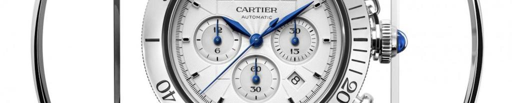 Discussing the Latest Cartier Watches With Arnaud Carrez, The Brands International Director of Marketing & Communications