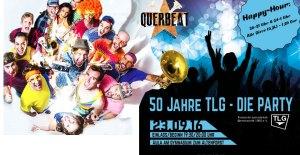 Troisdorf City | JubiläumsParty der TLG mit der Band