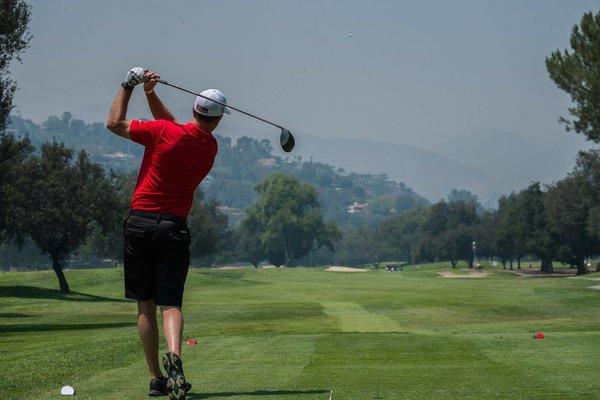 TFAC Single Golfer