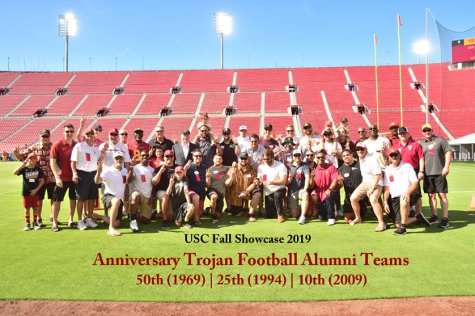 USC 2019 Anniversary Teams
