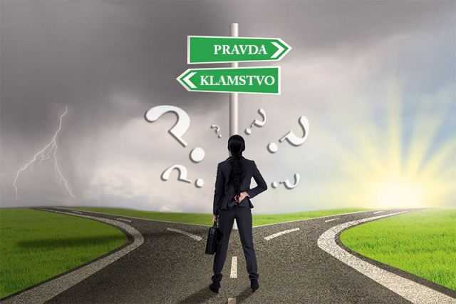 Farnosť Najsvätejšej Trojice | Desatoro - Ôsme prikázanie