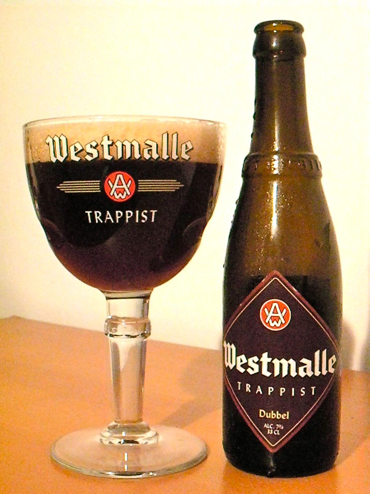 Afbeeldingsresultaat voor Trappist Westmalle