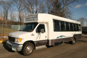450E Fully Customized Limousine Party Bus