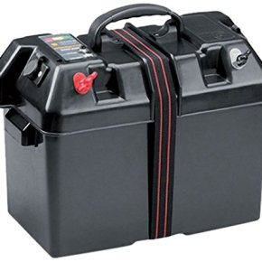 Best marine battery box 2017 reviews buying guide for Best trolling motor battery