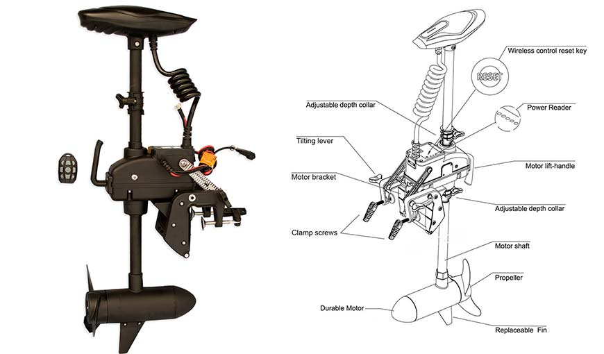 Where To Get Trolling Motor Parts
