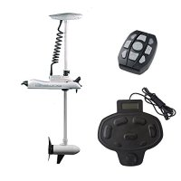 Trolling motor shop discount prices large selection on for Foot operated trolling motor
