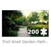 Troll Knoll Garden Path