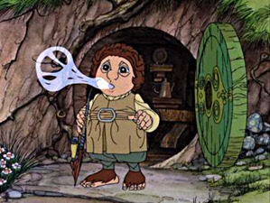Yes, I even liked the cartoon. I was a dedicated  Tolkien fan. I was also seven.