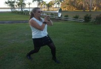 Trombone Kellie Lake Cabarita