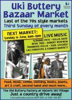 Uki Buttery Bazaar: Trombone Kellie & the Kellie Gang