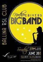 Northern Rivers Big Band at the Ballina RSL