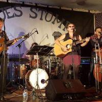 Valley Blues Stomp Festival 2015 'Trombone Kellie' Band