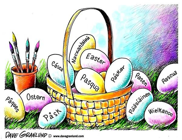 Easter International