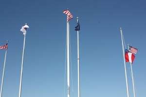 Ft Sumter Flags