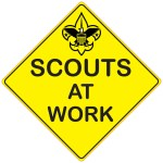 Troop Service Project THIS SATURDAY