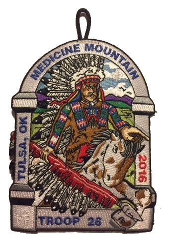 Medicine Mountain 2016