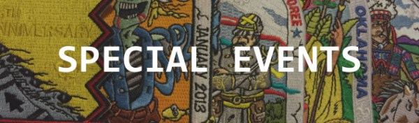 Special Events Patches