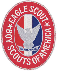 Kyle Hall's Eagle Scout Court of Honor