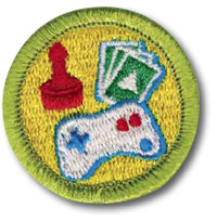Can you get a perfect score in this 'Jeopardy!' category about merit badges?
