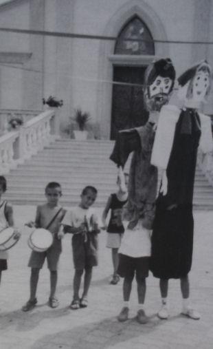 """Risultati immagini per tamburi che accompagnano i tradizionali """"Giganti"""""""