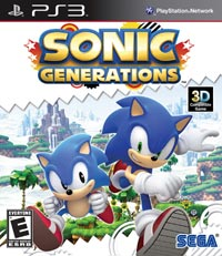 Sonic Generations Trophy Guide