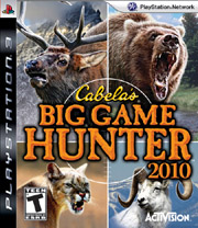 Cabela's Big Game Hunter 2010 Trophy Guide