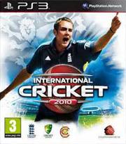 International Cricket 2010 Trophy Guide