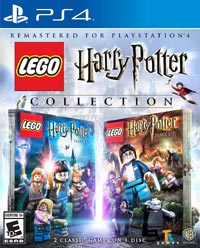 LEGO Harry Potter Years 5-7 Trophy Guide
