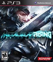 Metal Gear Rising Revengeance Trophy Guide