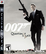 Quantum of Solace Trophy Guide