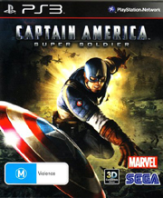 Captain America Super Solider Trophy Guide