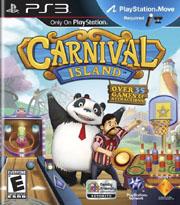 Carnival Island Trophy Guide