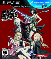 No More Heroes Heroes Paradise Trophy Guide