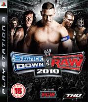 WWE SmackDown vs Raw 2010 Trophy Guide