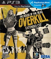 House of the Dead Overkill Extended Cut Trophy Guide