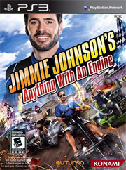 Jimmie Johnson's Anything with an Engine Trophy Guide