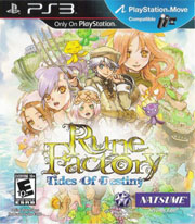 Rune Factory Tides of Destiny Trophy Guide