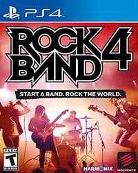 Rock Band 4 Trophy Guide