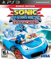 Sonic and All Stars Racing Transformed Trophy Guide