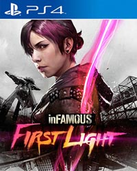inFamous First Light Trophy Guide