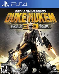 Duke Nukem 3D 20th Anniversary World Tour Trophy Guide