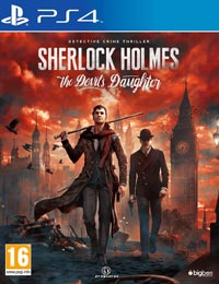 Sherlock Holmes The Devil's Daughter Trophy Guide