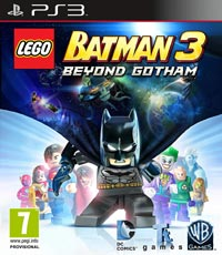 LEGO Batman 3 Beyond Gotham Trophy Guide