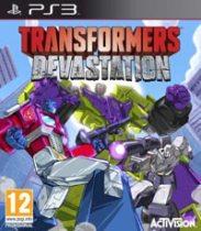 Transformers Devastation Trophy Guide